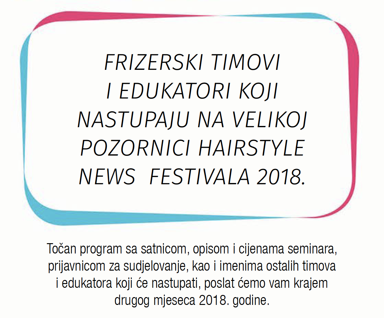 Hairstyle News 2018