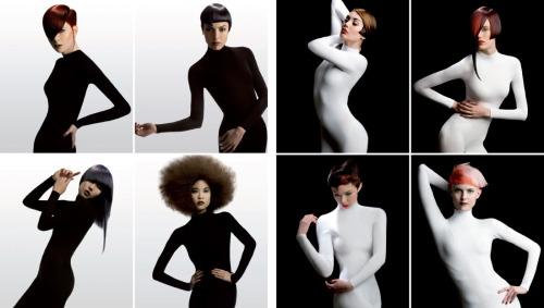 Kolekcije Noir Sur Blanc i Blanc Sur Noir