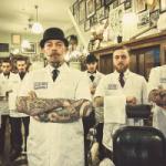 SCHOREM <br>Rotterdamski punkeri obnavljaju brijačku tradiciju