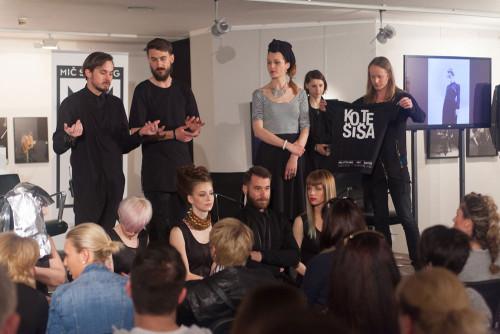 Look&Learn seminar - Mič Styling Academy