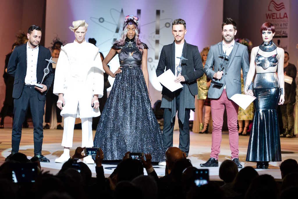 Hair Expo Awards 2015 : MeĐunarodne frizerske nagrade international visionary