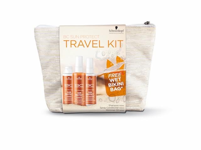 BC Sun Travel Kit