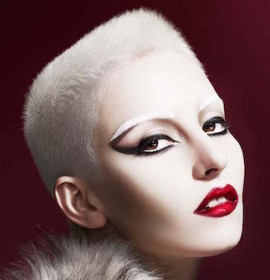 HOOKER &#038; YOUNG <br> British Hairdressing Awards 2015