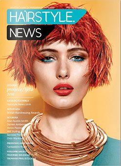 Hairstiyle News - profesionalni časopis za frizere
