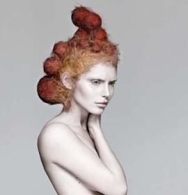 ERIKA SELVAGGIO<BR>Kolekcija British Hairdressing Awards