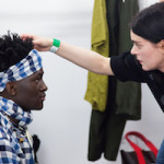 Sassoon na Men's London fashion week-u