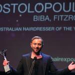 Franku Apostolopoulosu dodijeljena nagrada najboljega australskog frizera 2016. godine