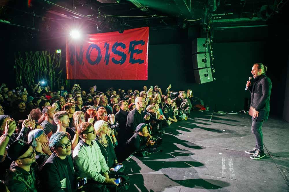 Noise 2016.