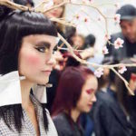 SALON INTERNATIONAL 2016 <br> [FOTO BACKSTAGE PRIPREMA] Sassoon Academy