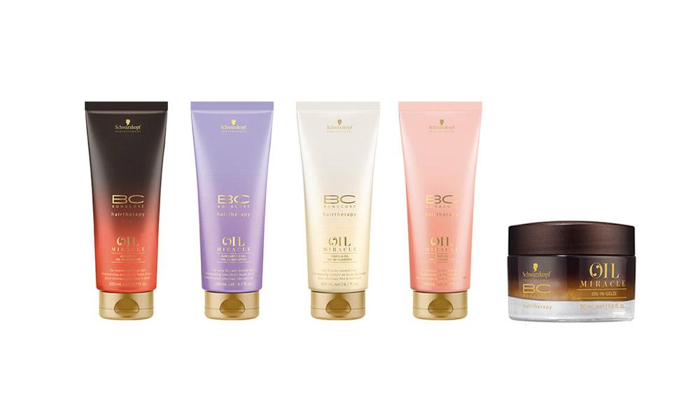 Schwarzkopf Professional BC Oil Miracle Shampoo