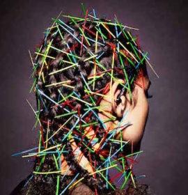 JAMIE STEVENS <br> British Hairdressing Awards 2016