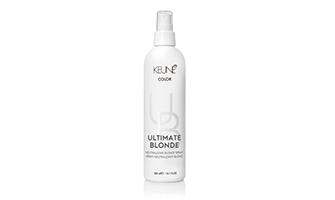 KEUNE COLOR ULTIMATE BLONDE Neutralizing Blonde Spray