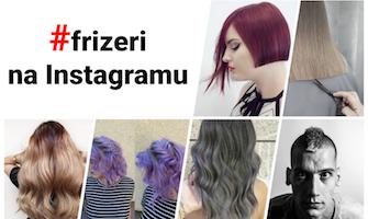 Frizeri na Instagramu - tjedan 2