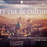 BEOGRAD CITY CUT&CULTURE <br> Jedinstveni regionalni frizerski događaj iz Schwarzkopf Professionala