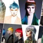 TJEDNI IZBOR <br> Top 10 frizura intenzivnijih boja