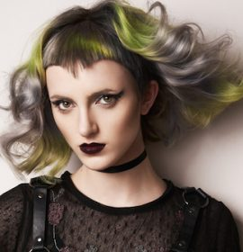 NELSON HAIRDRESSING <br> Kolekcija Pretty in Punk
