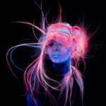 SEUNG KI BAEK @ RUSH HAIR <br> Kolekcija Luminescent