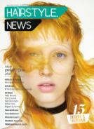 Časopis za frizere - Hairstyle News
