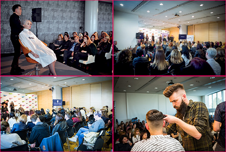 Hairstyle News Festival - Look & Learn seminari