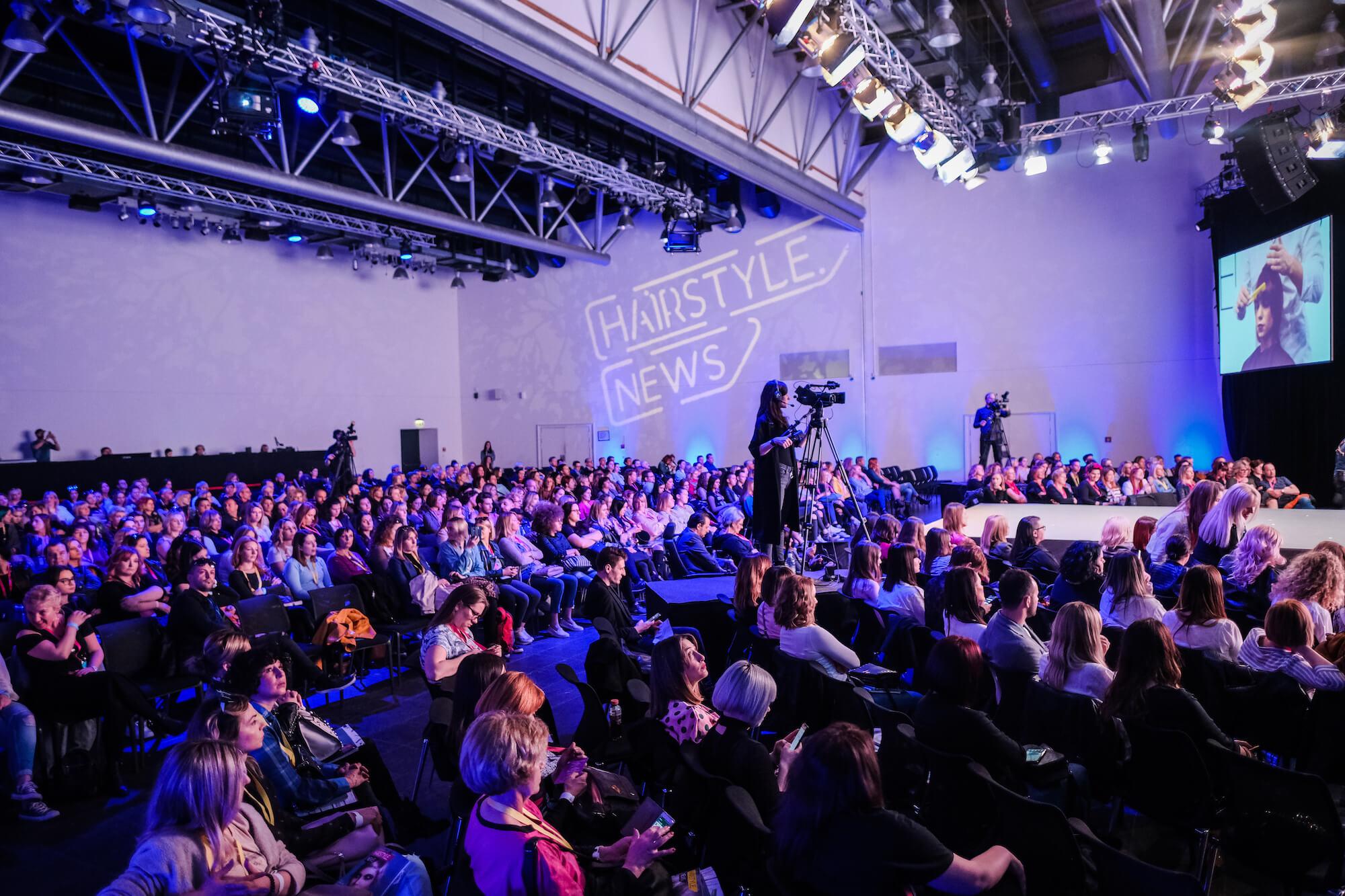 Frizerski festival Hairstyle news 2020 - Zagreb