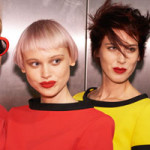SASSOON ACADEMY  <br> Backstage – Salon International 2014