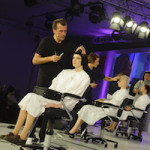 SALON LIVE <br> Sassoon Academy