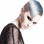 ISSIE CHURCHER <br> British Hairdressing Awards 2015