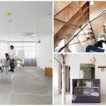 FRIZERSKI SALONI <br> Top 3 inovativno uređena frizerskih salona u Japanu