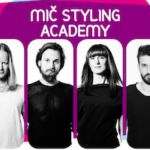 Stručni seminar na velikoj pozornici <br> MIČ Styling Academy – kolekcija CMYK