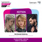 Stručni seminar na velikoj pozornici <br> Kemon – kolekcija The Italian Touch #21