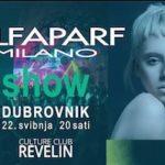 ALFAPARF MILANO <br> Spektakularni Alfaparf Show u Dubrovniku uz neka od najpoznatijih frizerskih imena sadašnjice