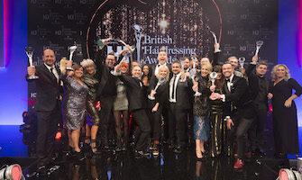 British Hairdressing Awards 2016
