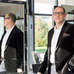 EDWARD GRIMSON <br> Novi direktor Keune Adriatic, koji je radio i s Vidalom Sassoonom