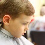 DJECA U SALONU <br> 3 savjeta za uspješno prvo šišanje dječje kose