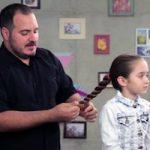 INSPIRACIJA <br> Otac koji sa svakom pletenicom dijeli nove uspomene sa svojom kćeri