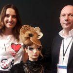 Matea Mesić iz Velike Gorice na Svjetskom prvenstvu frizera i kozmetičara u Parizu osvojila brončanu medalju