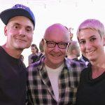 ZGAT na pozornici s Trevorom Sorbiejem, velikanom svjetskog frizerstva