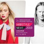 5 minuta s Tomažem Turkom iz Mič Stylinga: Hairstyle News 2019