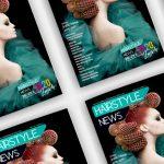 Predstavljamo 34. izdanje Hairstyle News časopisa!