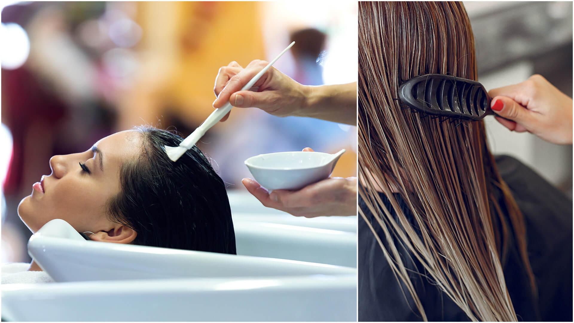 Bojanje kose balayage tehnikom koloracije kose