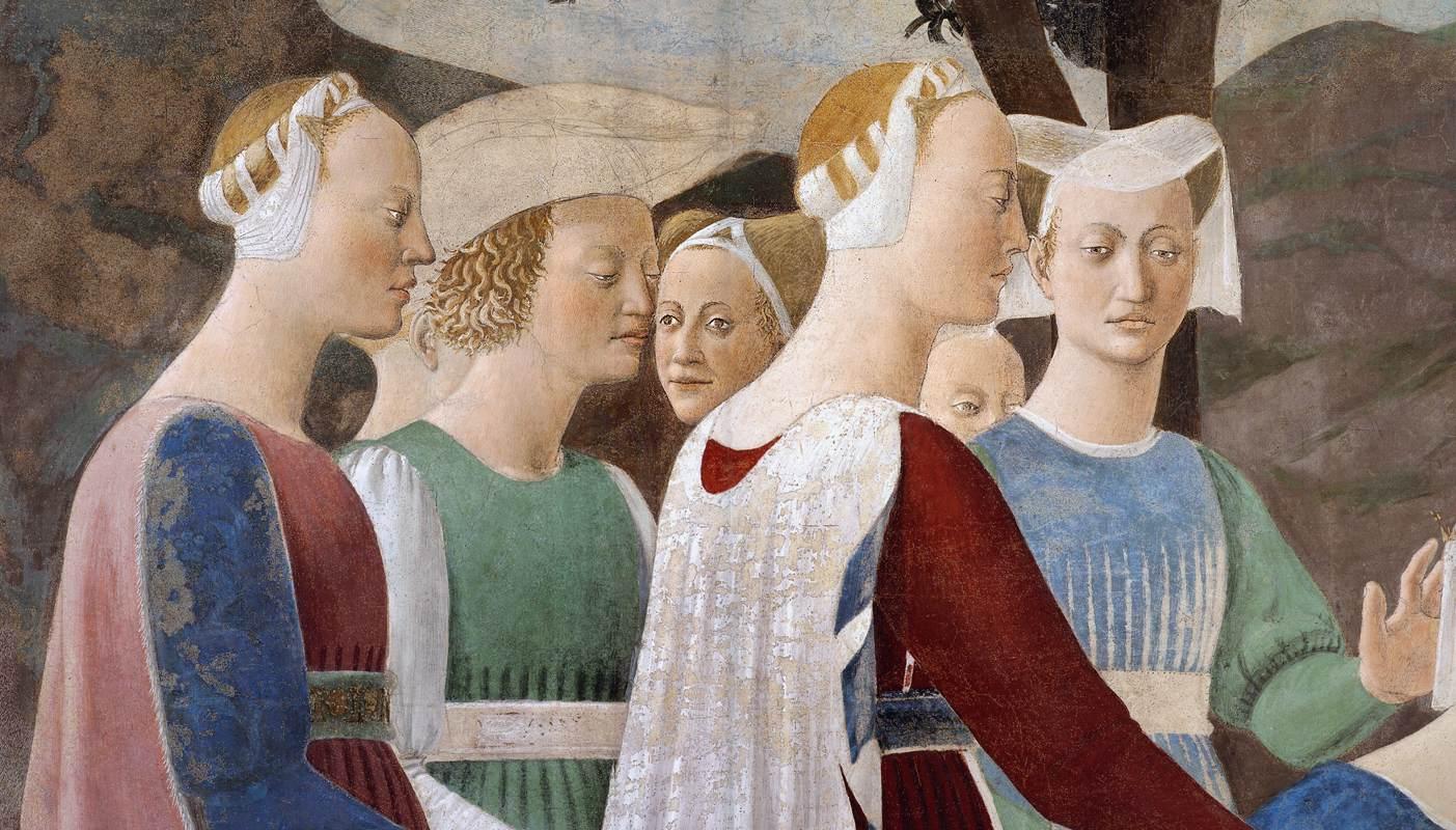 Hairstyle News povijest frizerstva frizure srednjeg vijeka