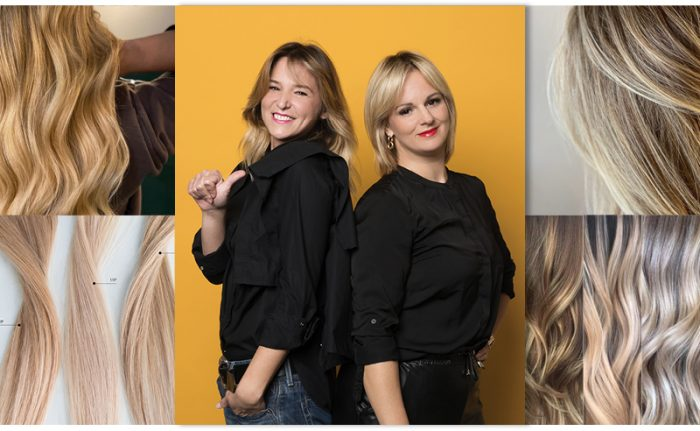 Matrix Blonding linija - Lea Dolezil i Tonka Butorac