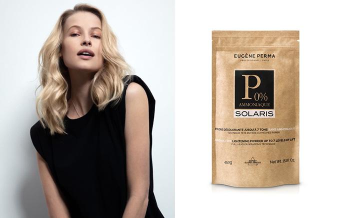 Solaris blajh za izbjeljivanje kose bez amonijaka
