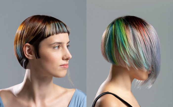 Prominent Hair edukacija - Fringe