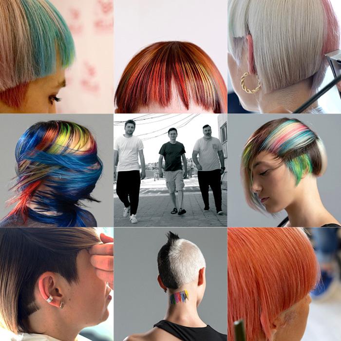 Prominent Hair Edukacija - Fringe s modelima iz kolekcije Signal